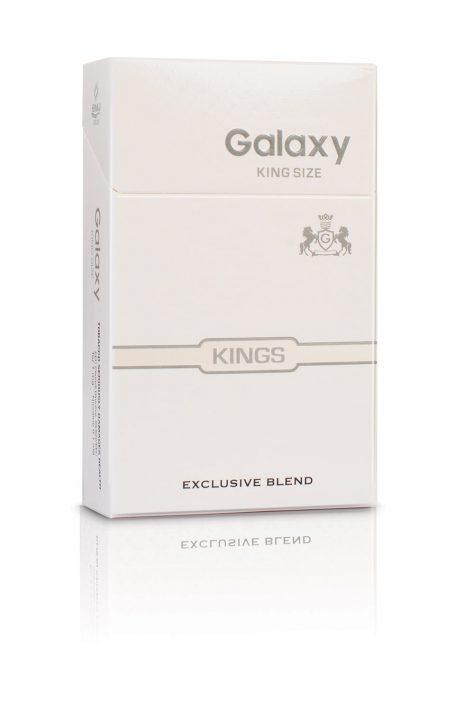King Galaxy White