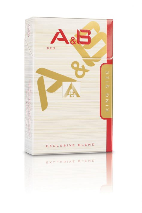King A&B Red
