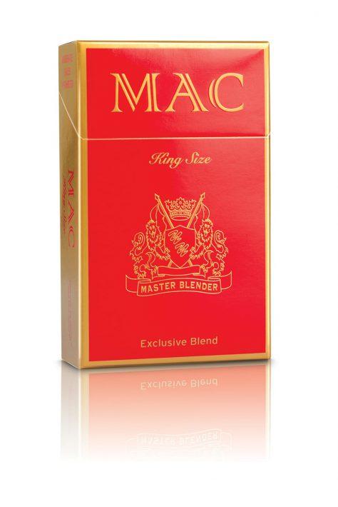 King Mac Red Gold