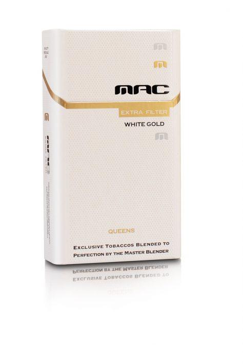 Mac White Gold