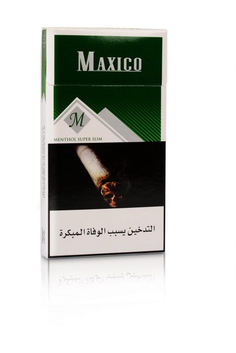 Maxico Menthol