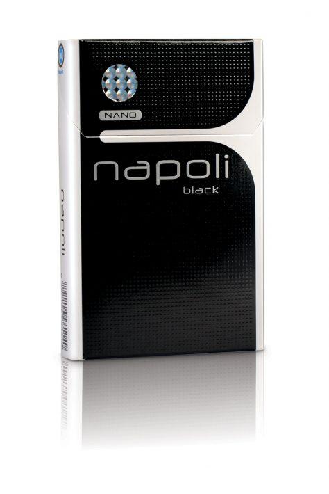 Napoli Black White