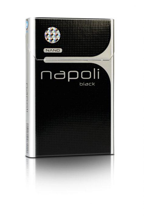 Napoli Black Silver
