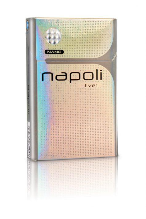Napoli Silver Foil