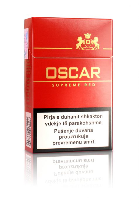 King Oscar SRedK