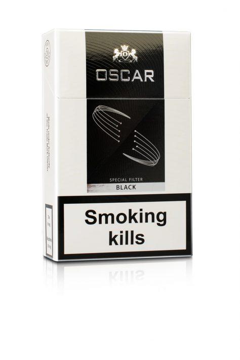 King Oscar Black EU