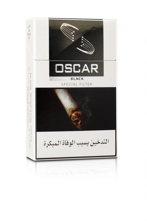 King Oscar Black GCC