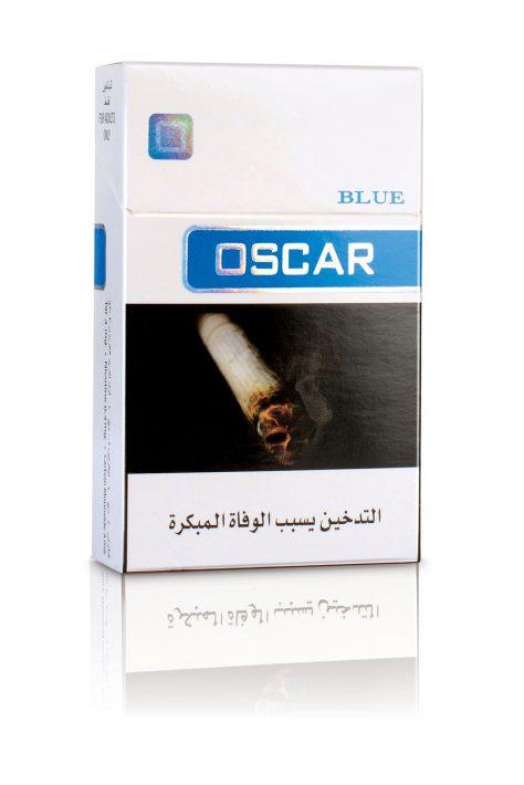 King Oscar Blue GCC