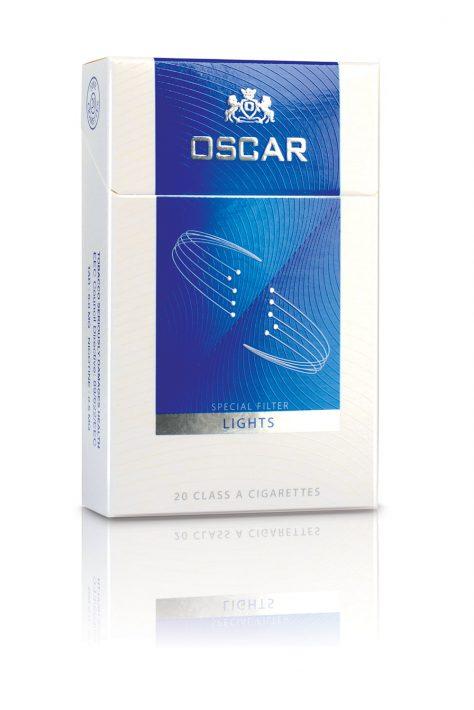 King Oscar Blue Light