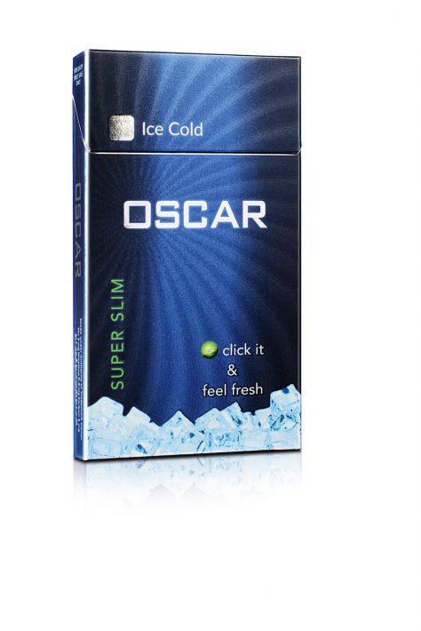 Oscar Ice Cold