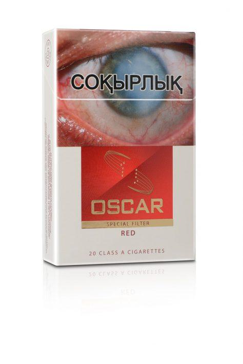 King Oscar Red K