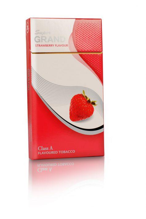 Super Grand Strawberry